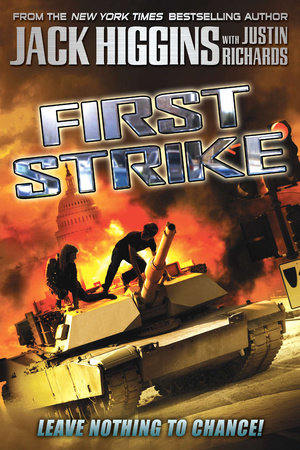 First Strike book cover