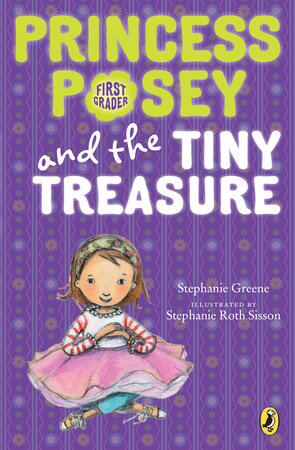 Princess Posey and the Tiny Treasure
