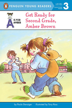 Get Ready For Second Grade Amber Brown Penguin Random House Education
