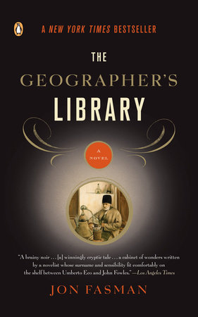 The Geographer's Library