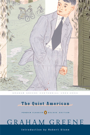 the theme of love on the quiet american by graham greene Graham greene describes graham greene biography critical essays themes of is as much a study of hate as it is a study of triangular love greene.