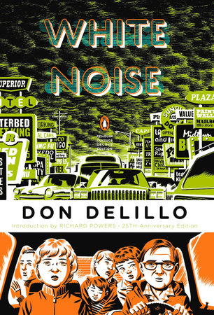 an overview of the characters in white noise by delillo don Don delillo is the author of fifteen novels, including zero k, underworld, falling man, white noise, and libra he has won the national book award, the pen/faulkner award for fiction, the jerusalem prize for his complete body of work, and the william dean howells medal from the american academy of arts and letters.