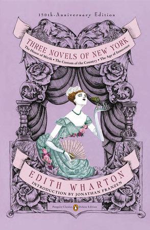 Three Novels of New York