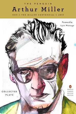 Penguin Arthur Miller cover