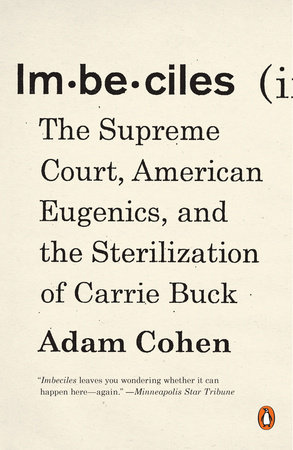 Imbeciles book cover