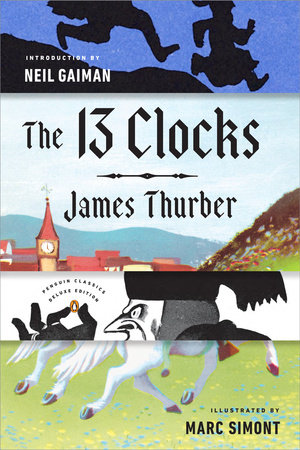 13 Clocks cover