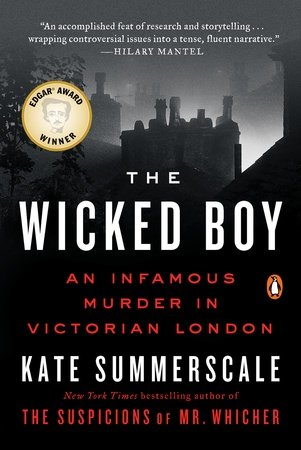 Cover of The Wicked Boy