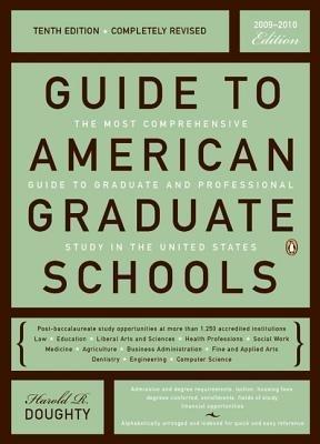 Guide to American Grad Schools