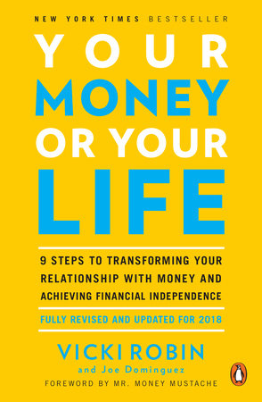 Cover of Your Money or Your Life