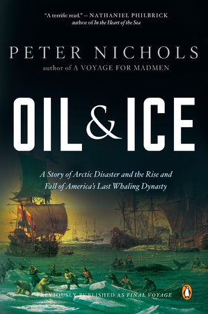 Oil and Ice