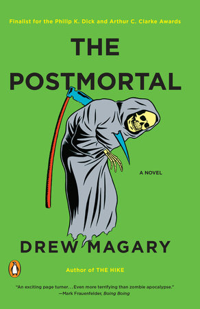 The Postmortal book cover