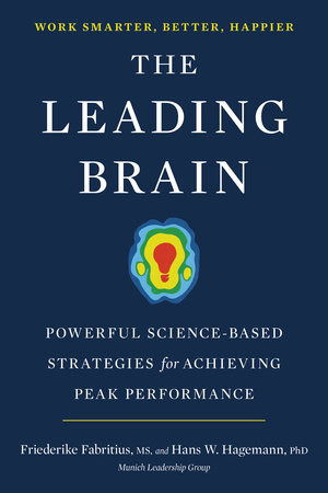 Cover art for The Leading Brain