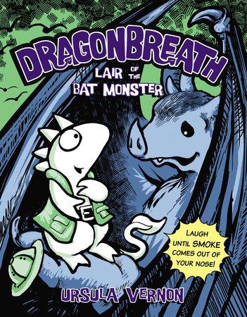 Dragonbreath #4