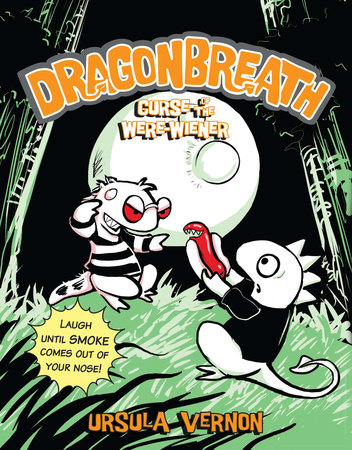 Dragonbreath #3