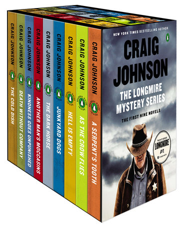 The Longmire Mystery Series Boxed Set Volumes 1-9