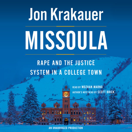 Missoula book cover
