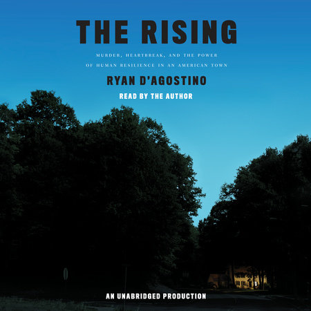 The Rising book cover