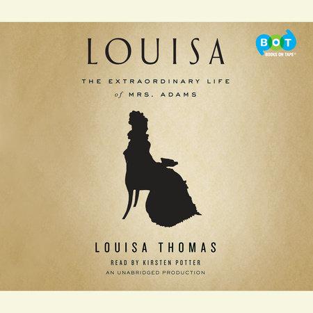 Louisa book cover