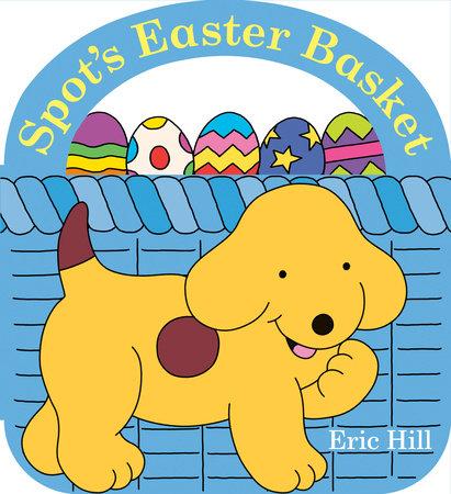 Spot's Easter Basket