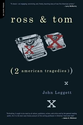Cover art for Ross and Tom: Two American Tragedies