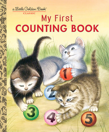 My First Counting Book by