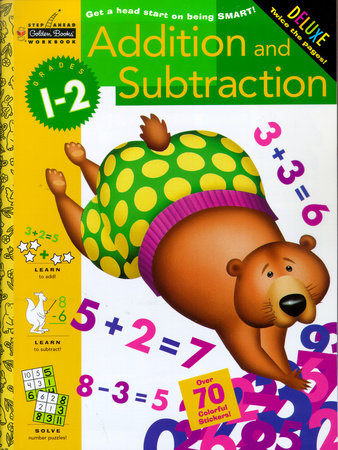 Addition and Subtraction (Grades 1 - 2) by Kate Cole