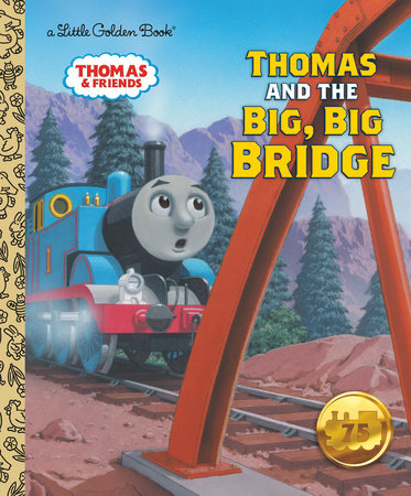 Thomas and the Big Big Bridge (Thomas & Friends)
