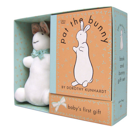 Pat the Bunny Book & Plush (Pat the Bunny) by