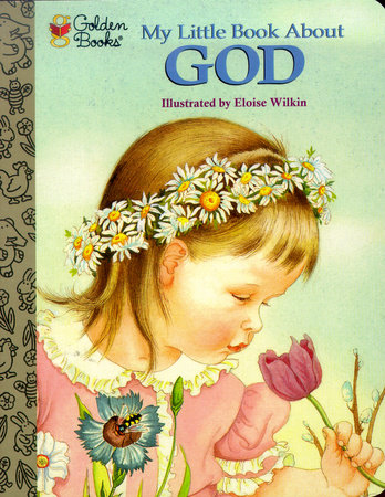 My Little Book About God by