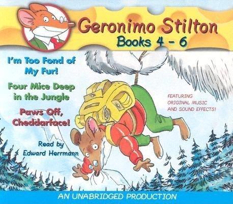 Geronimo Stilton: Books 4-6 by Geronimo Stilton