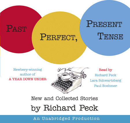 Past Perfect, Present Tense by
