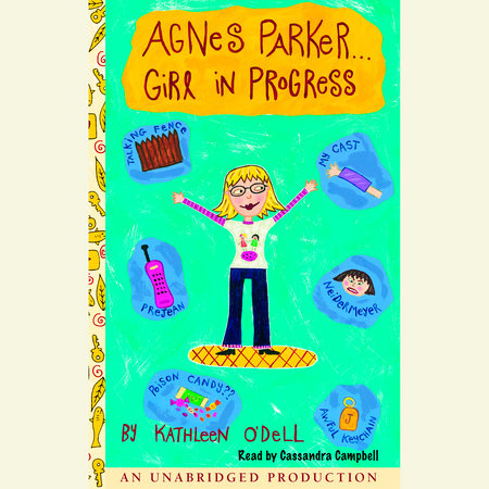 Agnes Parker... Girl in Progress by Kathleen O'Dell