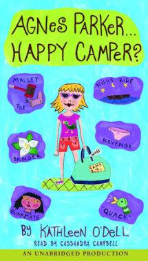 Agnes Parker, Happy Camper Cover