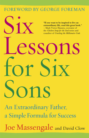 Six Lessons for Six Sons by