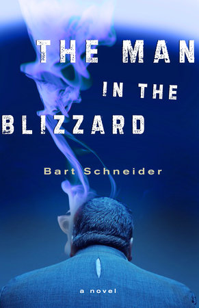 The Man in the Blizzard by