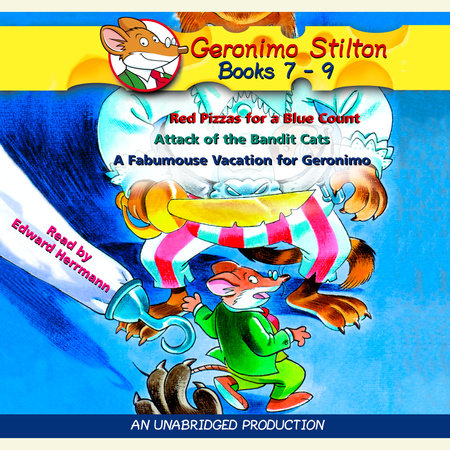 Geronimo Stilton: Books 7-9 by Geronimo Stilton
