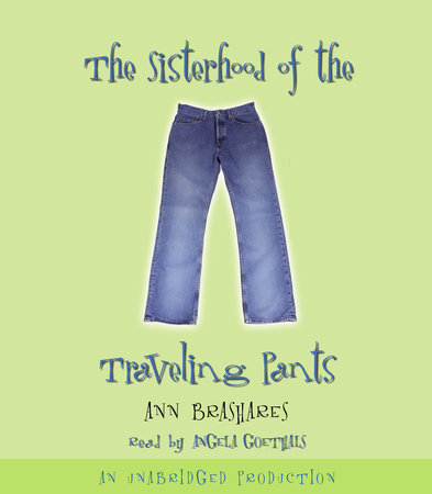 Sisterhood of the Traveling Pants book cover