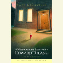 The Miraculous Journey of Edward Tulane Cover