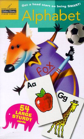 Alphabet by Golden Books