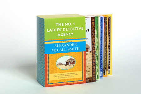The No. 1 Ladies' Detective Agency 5-Book Boxed Set by