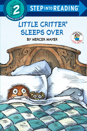 Little Critter Sleeps Over (Little Critter) by
