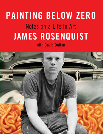 Painting Below Zero by James Rosenquist and David Dalton