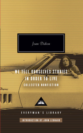 Cover art for We Tell Ourselves Stories in Order to Live