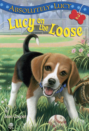Absolutely Lucy #2: Lucy on the Loose by