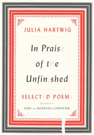 In Praise of the Unfinished by