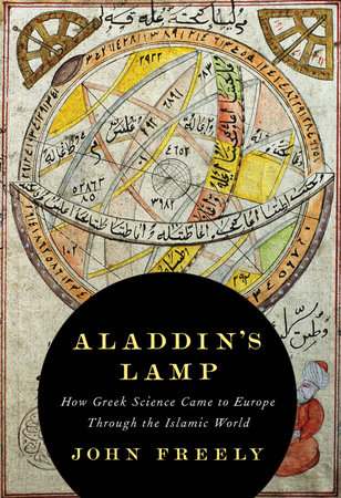 Aladdin's Lamp by