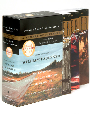 Oprah's Book Club Summer 2005: A Summer of Faulkner by