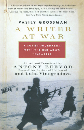A Writer at War by