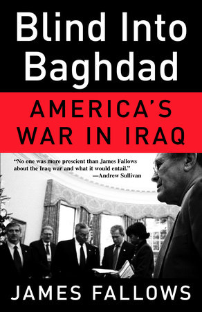 Blind Into Baghdad by