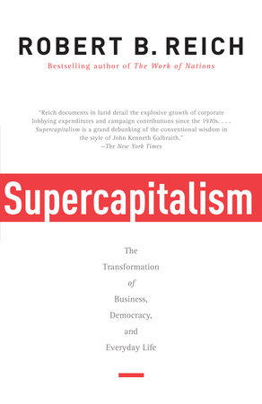 Supercapitalism by
